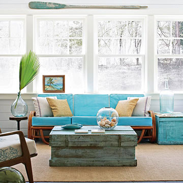 Beach-Inspired Decor Ideas