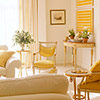 Golden Yellow: Chic Approach