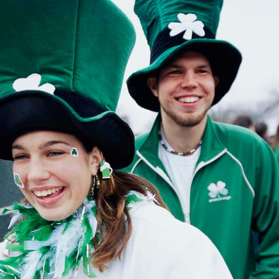 How to Wear Green for St. Patrick's Day