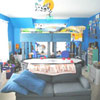 Chaotic Playroom: Before