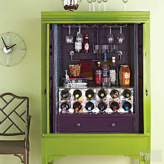 After: Drinks Cabinet