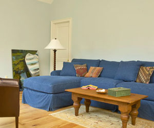 Before and After: Living Room Makeover: Stephen Saint-Onge's Living Room Transformation