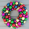 Ornament Wreath from petunias3524968