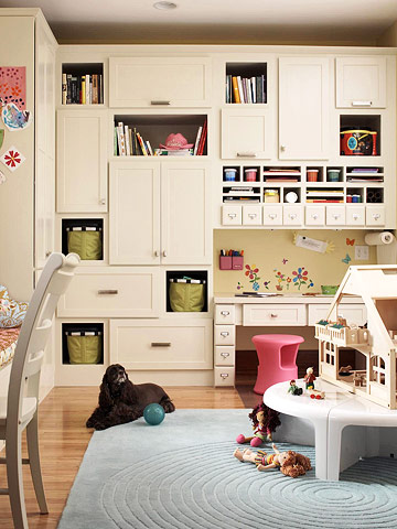 Storage Central: The Ultimate Bonus Room