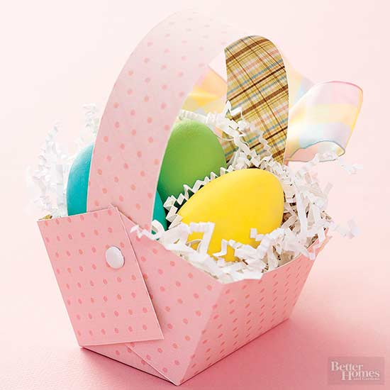 Easter Treat Basket