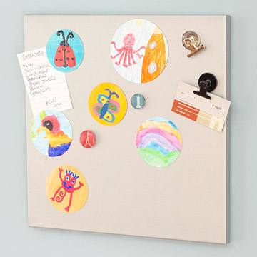 Easy Magnets Made by Kids