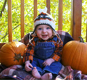 Readers' Photos: Cute Kids and Pumpkins, 2009
