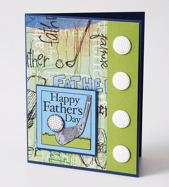 Fast, Fun Father's Day Cards