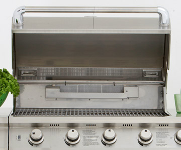Grill Basics: Parts of the Grill