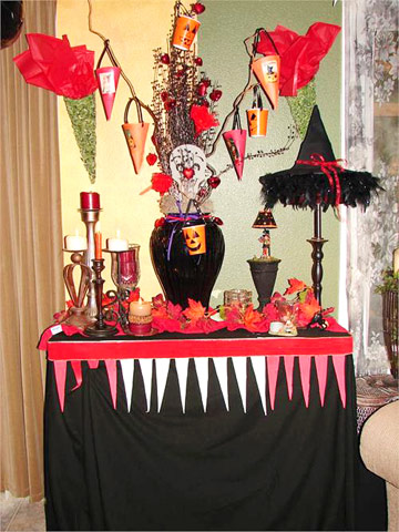 Readers' Best Ideas for Halloween Decorations