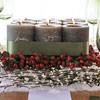 Multicandle Fall Centerpiece