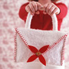 Poinsettia Purse