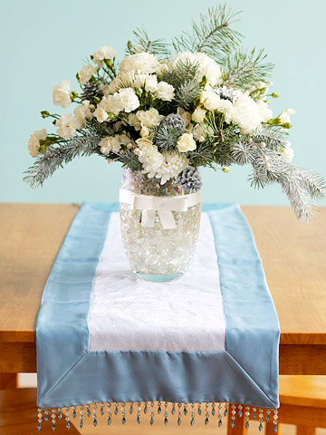 Make an Elegant Table Runner