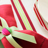 Cheery Napkin Ring & Place Mat
