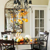 Fall Chandelier