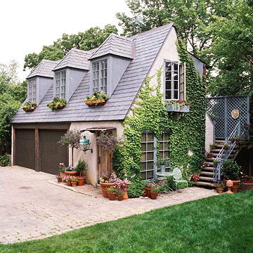 Detached Garage - Detached garage design ideas
