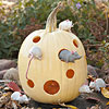 Pumpkin Mouse House