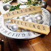 Scrabble Season's Greetings