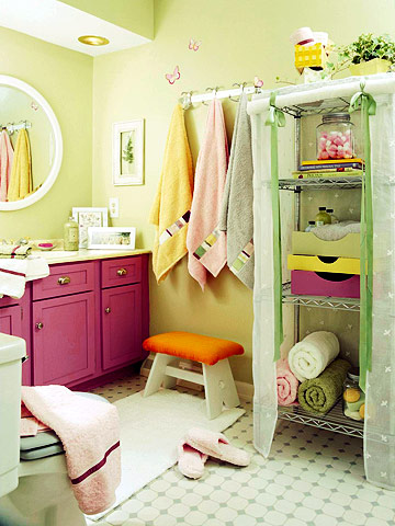 DIY Ideas For Tween Baths