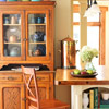 Combination Kitchen: One-of-a-Kind Style
