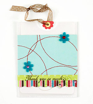 Creative Cards with Stitches