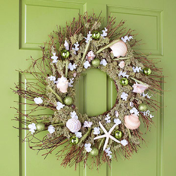 Fun Themed Christmas Wreaths