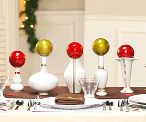 Christmas Table Ideas: 3 Fast, Chic Themes