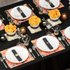 Haunted Halloween Tablescape