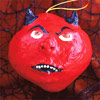 Red Devil Ornament