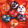 Painted Papier-Mache Ornaments