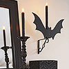 Bat Sconce