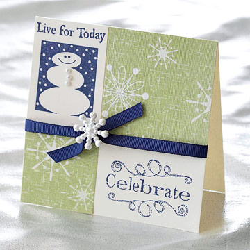 Fun-to-Make New Year's Cards and Invitations