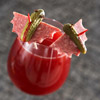 Batty Cranberry Apple Drink 