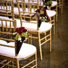 Simple Ceremony Decor