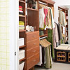 Reorg your bedroom closet