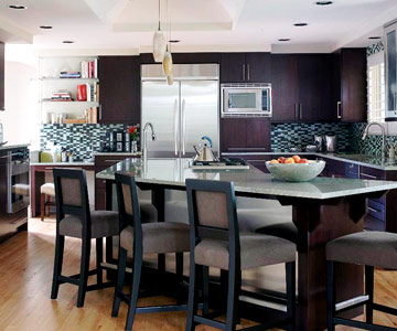 Before and After: Work-Smart Kitchen Layout