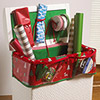 Holiday Storage Hamper