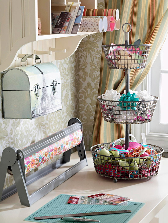 Crafts Storage Solutions