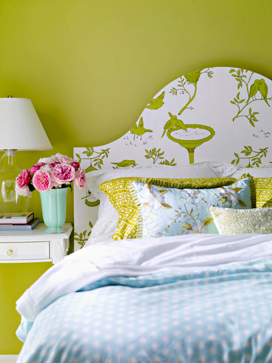 Small-Room Solutions: Bedroom