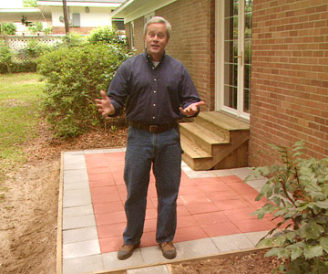 Install a Paver Patio