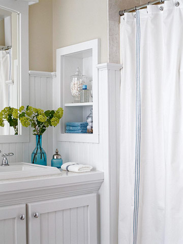 real-home makeover: bathroom on a budget