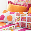Squares and Circles Pillows