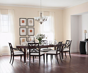 3-Stage Makeover: Elegant Dining Room