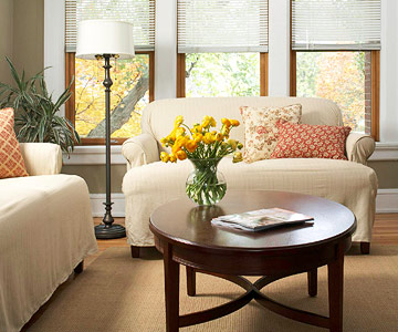 3-Stage Makeover: Cozy Sunroom