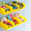 Inexpensive Storage Bins