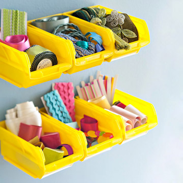 Cute and Clever Storage