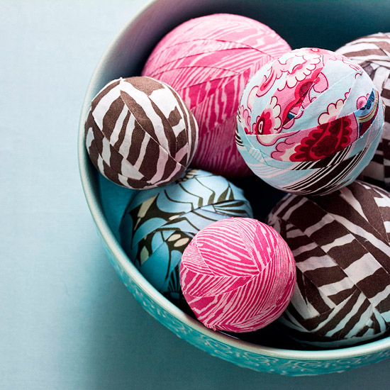 Better Homes and Gardens: Decorative Balls