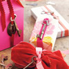 Vintage Key Gift Wrapping Idea