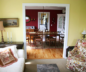 A Living and Dining Room Makeover
