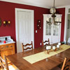 Before: Drab Dining Room